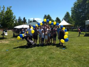 2018 Walk for Down syndrome Awareness in the Fraser Valley, BC