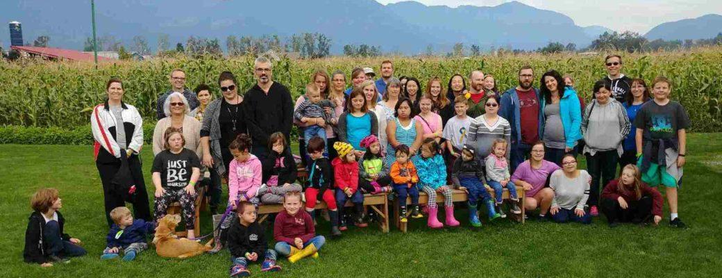 Family Potluck Picnic and Corn Maze Outing