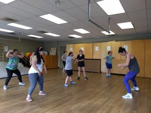 Zumba for people with Down syndrome