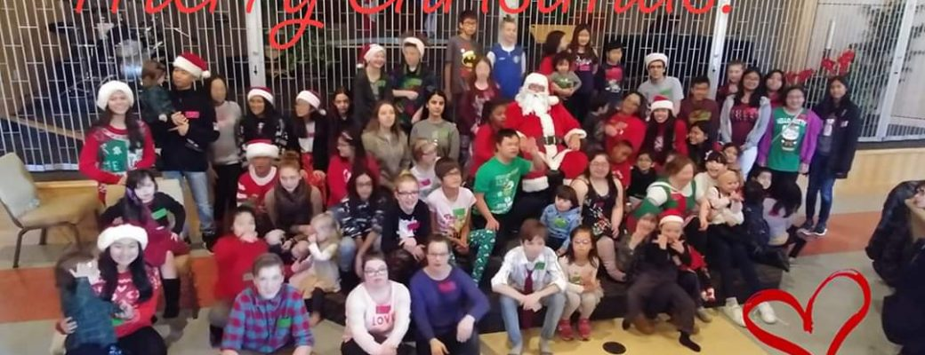 2019 FVDSS Family Potluck Christmas Event