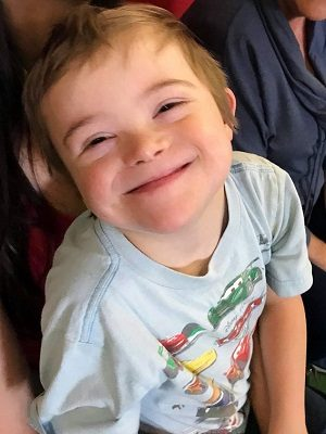 Playgroup for little ones with Down syndrome