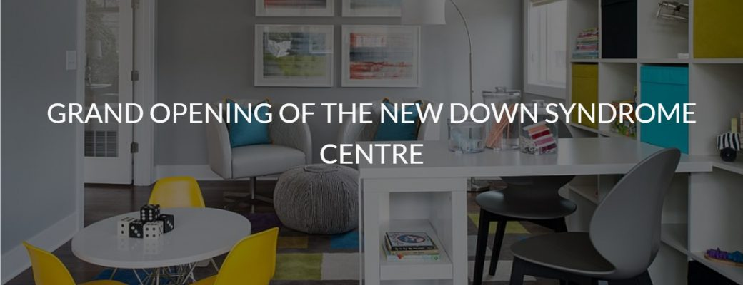 New Down Syndrome Centre